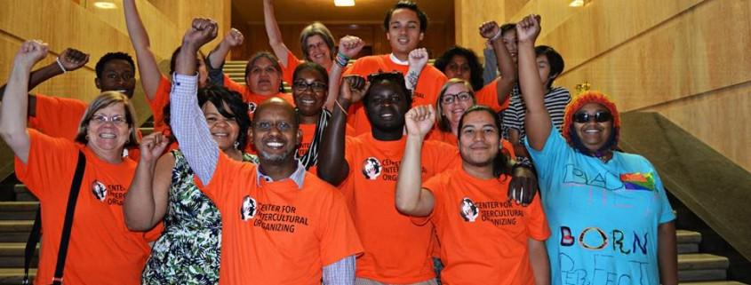 CIO celebrates anti-profiling victory